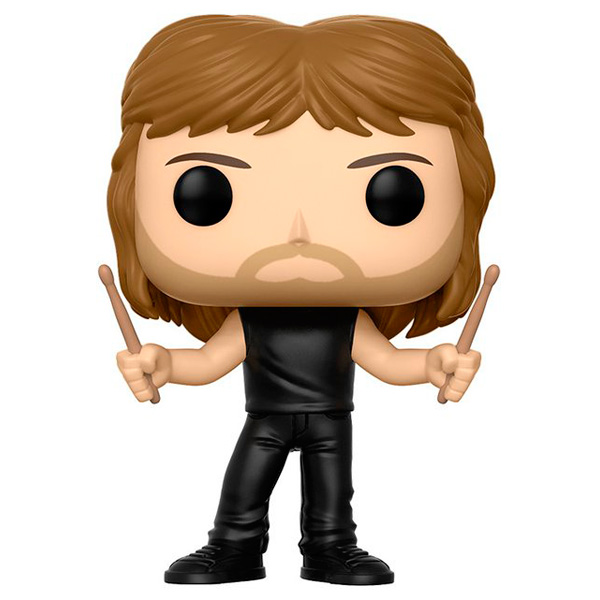 Фигурка Funko POP! Rocks: Metallica: Lars Ulrich iclebo pop
