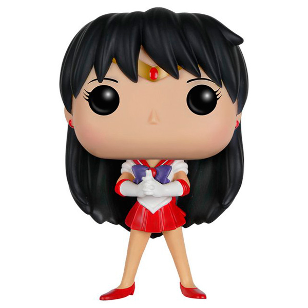 Фигурка Funko POP! Animation: Sailor Moon: Sailor Mars фигурка funko pop animation one punch man genos 9 5 см