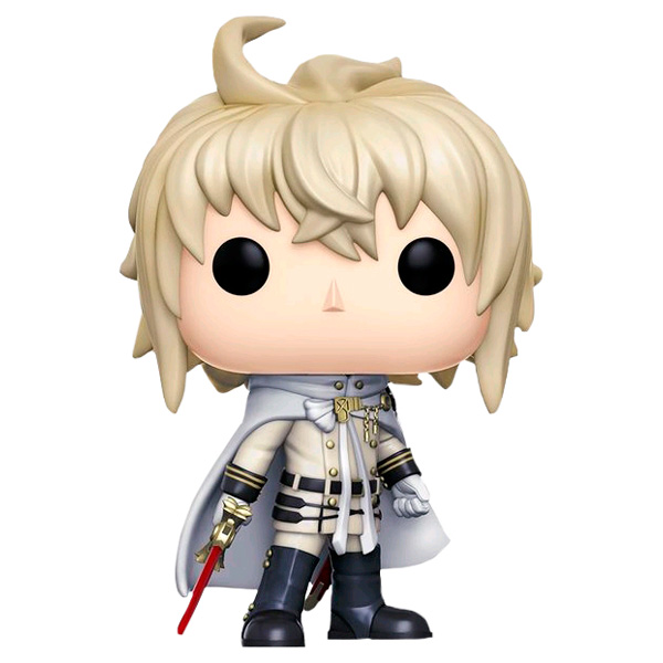 Фигурка Funko POP! Animation: Seraph of the End:Mikaela Hyakuya flying saucer style car wireless bluetooth speaker w tf u disk alarm clock black red