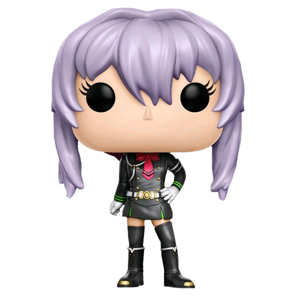 Фигурка Funko POP! Animation: Seraph of the End: Shinoa Hiragi hot sell free shipping seraph of the end krul tepes pink long clip ponytail cosplay party wig hair