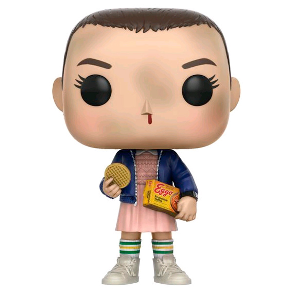 Фигурка Funko POP! Television: Stranger Things: Eleven w/ Eggos iclebo pop