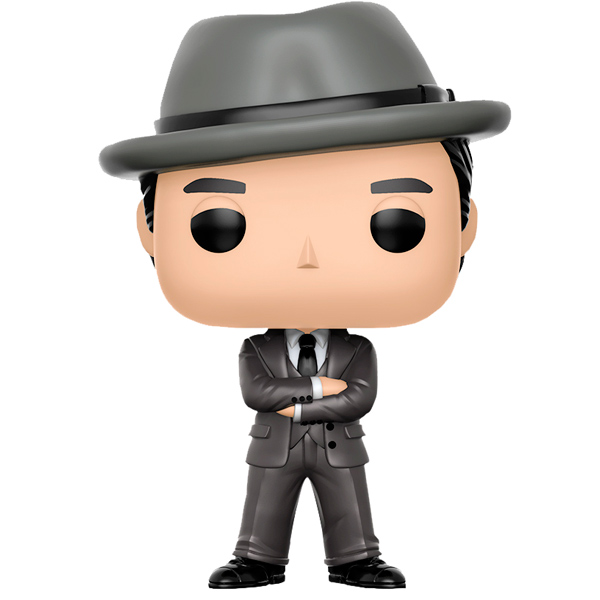 Фигурка Funko POP! Movies: The Godfather:Michael Corleone w/Hat фигурка funko pop movies kingsman the secret service – gazelle 9 5 см