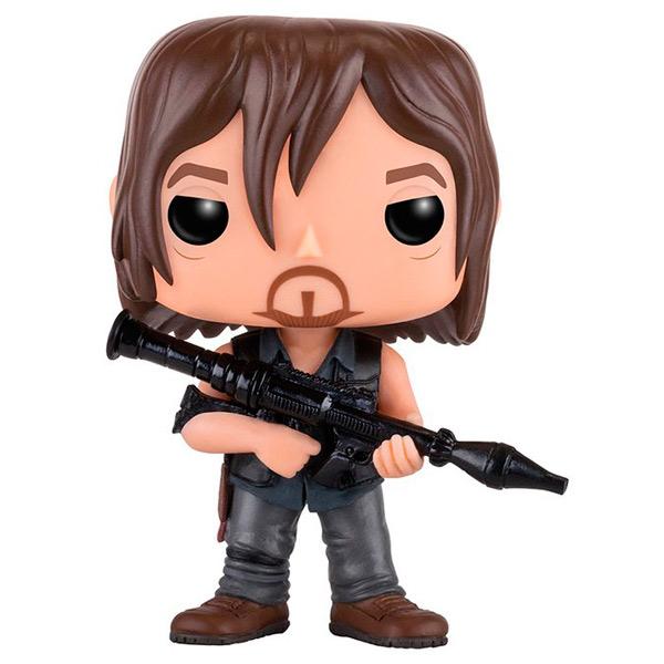 Funko, Фигурка, POP! Television:Walking Dead:Daryl w/RocketLaunch