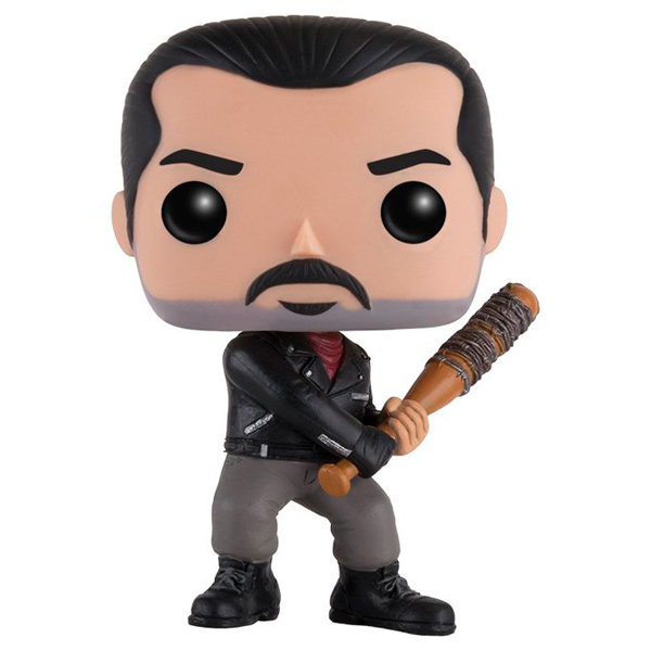 Фигурка Funko POP! Television: The Walking Dead: Negan худи print bar the walking dead