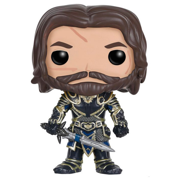Funko, Фигурка, POP! Movies: Warcraft: Lothar