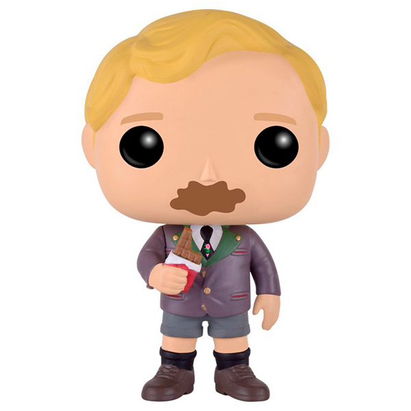 Funko, Фигурка, POP! Movies: Willy Wonka: Augustus Gloop
