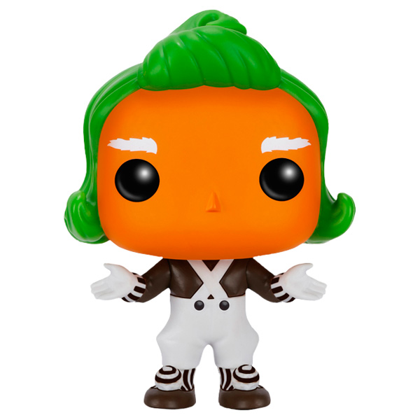 Фигурка Funko POP! Movies: Willy Wonka: Oompa Loompa