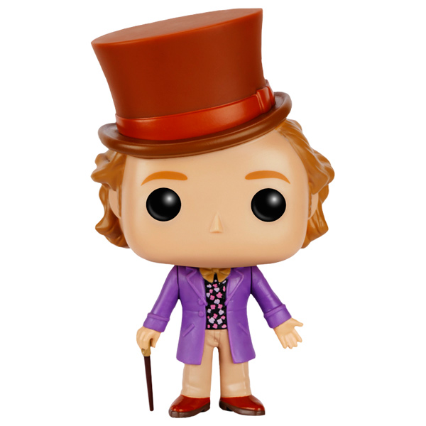 Funko, Фигурка, POP! Movies: Willy Wonka: Willy Wonka