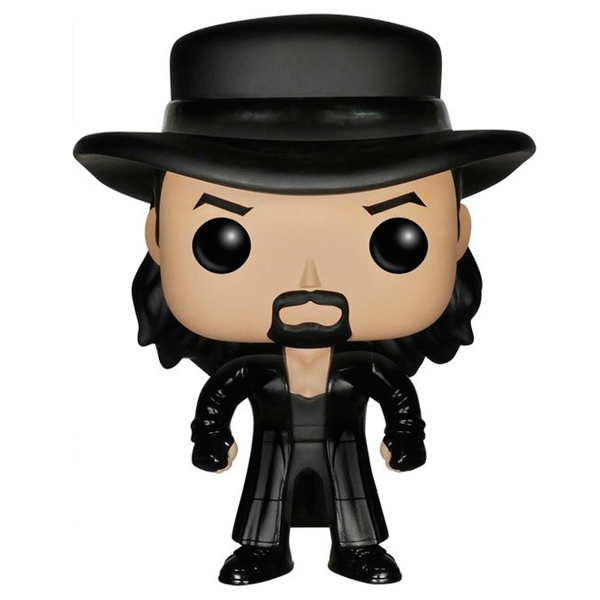 Фигурка Funko POP! WWE: The Undertaker фигурка funko pop monster high frankie stein 9 5 см
