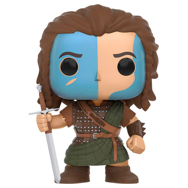 Funko, Фигурка, POP! Movies: Braveheart: William Wallace