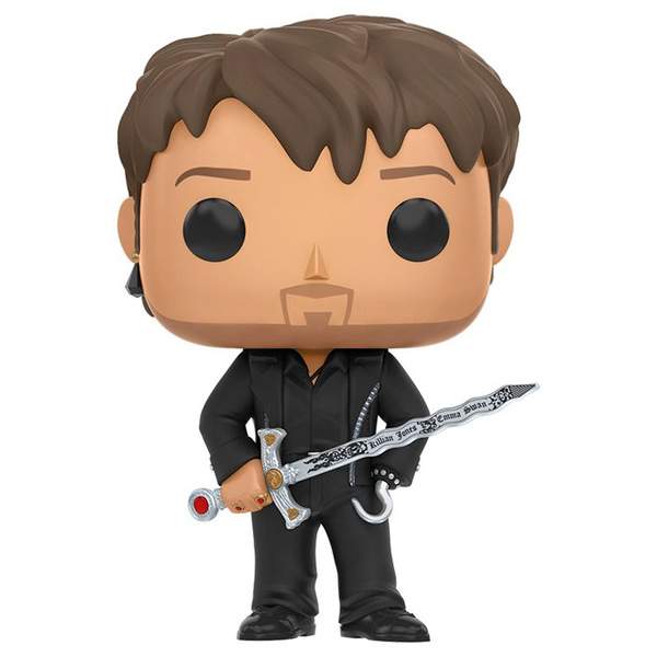 Фигурка Funko POP! Once Upon A Time: Hook w/ Excalibur карточки для настольных игр every board game once upon time
