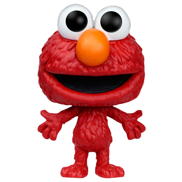Фигурка Funko POP! Sesame Street: Elmo a complete collection of pattern knitting needles book