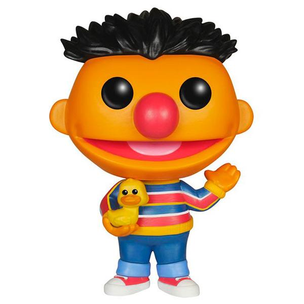Фигурка Funko POP! Sesame Street: Ernie
