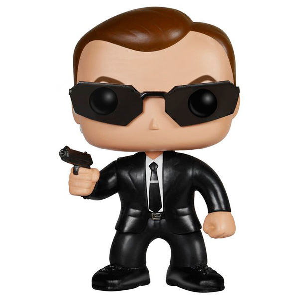 Фигурка Funko POP! Movies: The Matrix: Agent Smith фигурка funko pop movies kingsman the secret service – gazelle 9 5 см