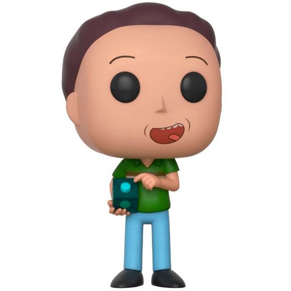 Фигурка Funko Pop! Animation: Rick & Morty Series 3 - Jerry