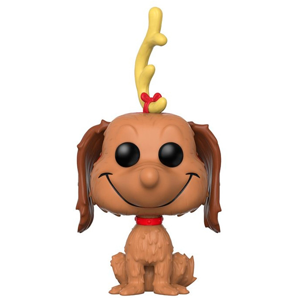 Фигурка Funko Pop! Books: The Grinch - Max the Dog iclebo pop