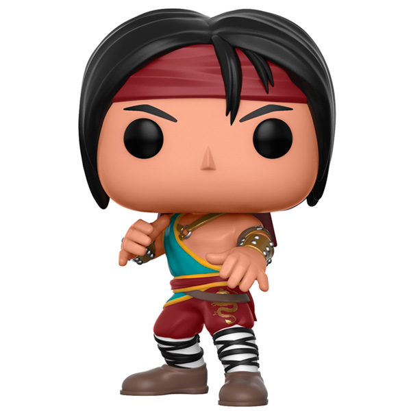 Фигурка Funko Pop! Games: Mortal Kombat - Liu Kang iclebo pop
