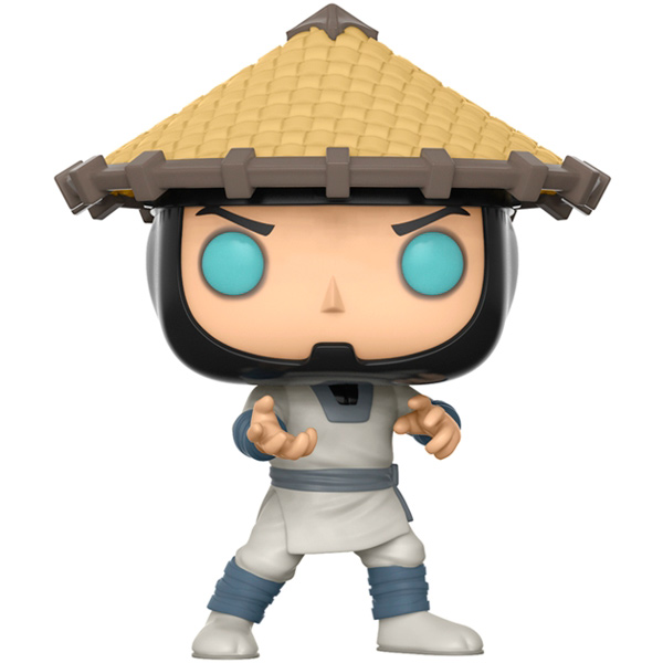 Фигурка Funko Pop! Games: Mortal Kombat - Raiden фигурка funko pop games gears of war oscar diaz