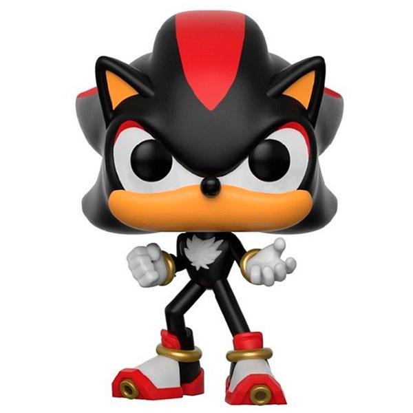 Фигурка Funko Pop! Games: Sonic - Shadow фигурка funko pop bobble marvel black panther nakia