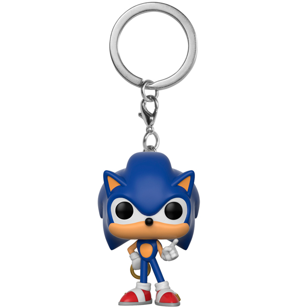 Фигурка Funko Pocket POP! Keychain: Sonic: Sonic with Ring