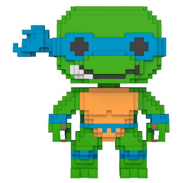 Фигурка Funko 8-Bit Pop!: Teenage Mutant Ninja Turtles Leonardo цены онлайн
