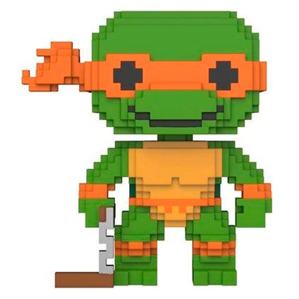 Фигурка Funko 8-Bit Pop!:TeenageMutantNinjaTurtles Michelangelo цены онлайн