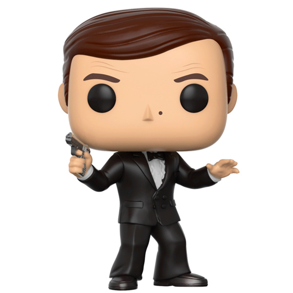 Фигурка Funko Pop! Movies: James Bond - Roger Moore