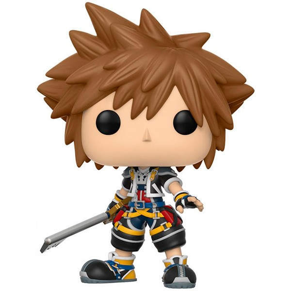 Фигурка Funko Pop! Disney: Kingdom Hearts Series 2 - Sora интерактивная фигурка disney infinity 2 0 merida
