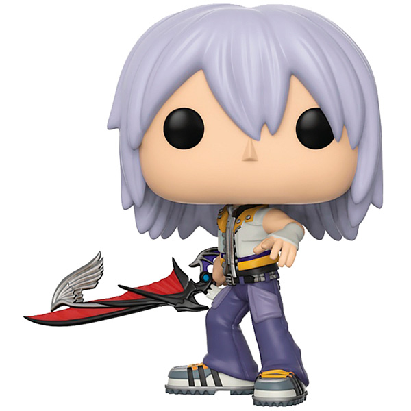 Фигурка Funko Pop! Disney: Kingdom Hearts Series 2 - Riku