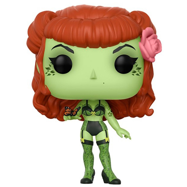 Фигурка Funko Pop! Heroes: DC Bombshells Wave 2 - Poison Ivy poison ivy cycle of life and death