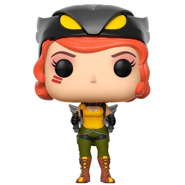 Фигурка Funko Pop! Heroes: DC Bombshells Wave 2 - Hawkgirl fools knaves and heroes