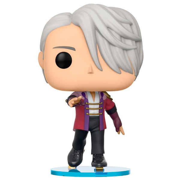 все цены на Фигурка Funko Pop! Animation: Yuri!! on Ice - Victor в интернете