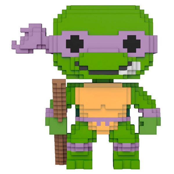 Фигурка Funko 8-Bit Pop!:Teenage Mutant Ninja Turtles Donatello цены онлайн