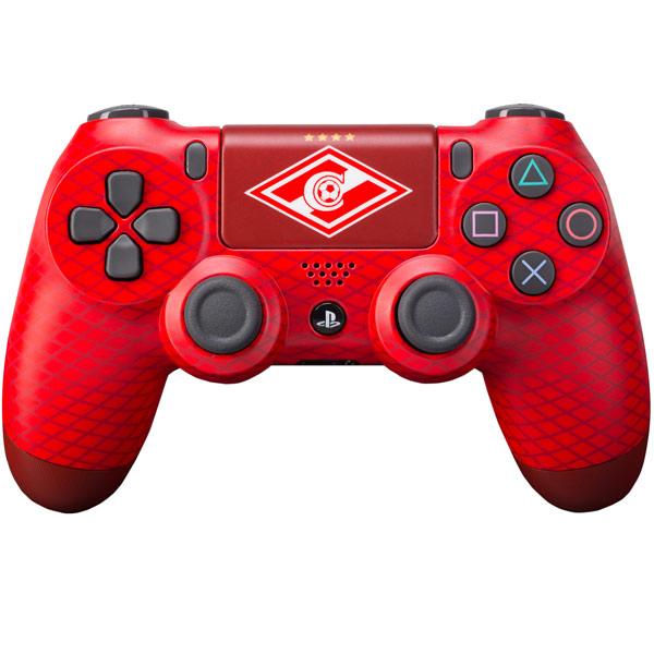 """Геймпад для консоли PS4 PlayStation 4 Rainbo — DualShock 4 Спартак """"Гладиатор"""""""