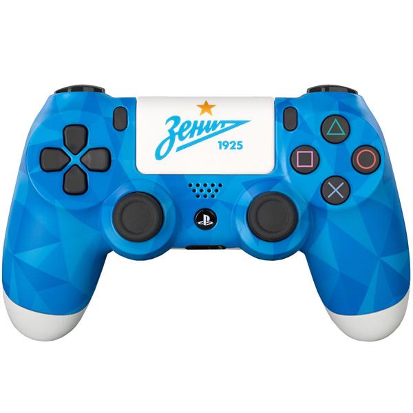 """Геймпад для консоли PS4 PlayStation 4 Rainbo — DualShock 4 Зенит """"Северное Сияние"""""""