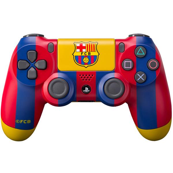 Аксессуар для игровой консоли PlayStation 4 DualShock 4 Барселона Клубный игровая приставка sony playstation 4 slim 1tb fifa 18 dualshock 4