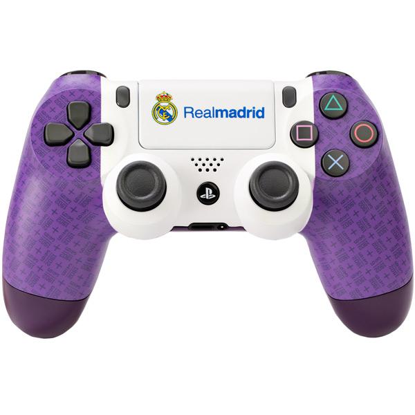 Аксессуар для игровой консоли PlayStation 4 DualShock 4 Реал Один клуб один цвет реал шкафы 4 хдверные 70 вариантов