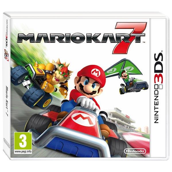 Nintendo, Игра для, Mario Kart 7