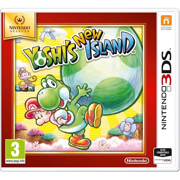 Nintendo, Игра для, Yoshi's New Island