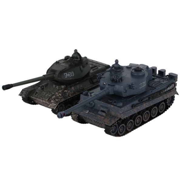 Радиоуправляемый танк R-Wings RWG402 silver wings silver wings серьги 22ae2227gs r 148