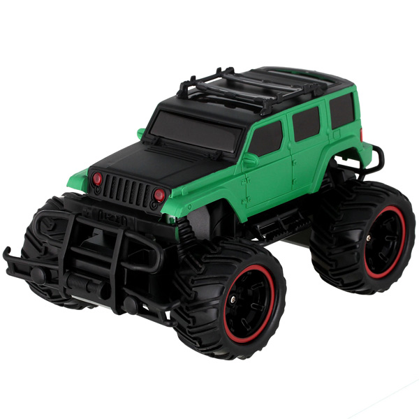 Радиоуправляемая машина Pilotage Off-Road Race Truck 1/20 Green (RC47150) rc excavator 15ch 2 4g remote control constructing truck crawler digger model electronic engineering truck toy