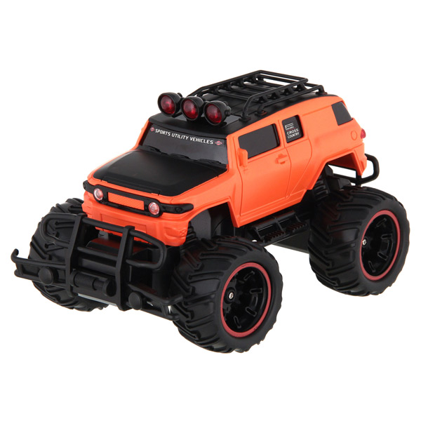 Радиоуправляемая машина Pilotage Off-Road Race Truck 1/20 Orange (RC47151) rc excavator 15ch 2 4g remote control constructing truck crawler digger model electronic engineering truck toy