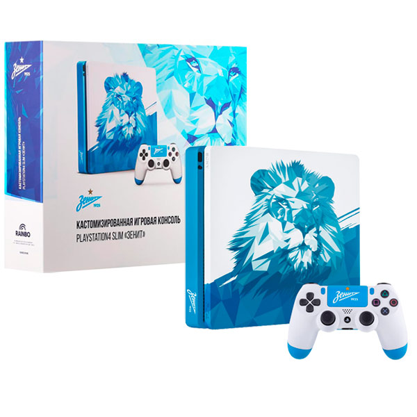 Игровая консоль PlayStation 4 500Gb Zenit. Lion playstation