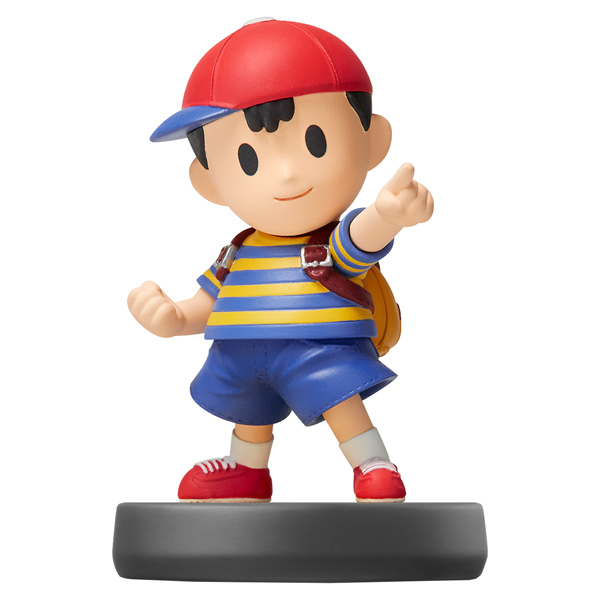 Фигурка Amiibo Несс Super Smash Bros Коллекция