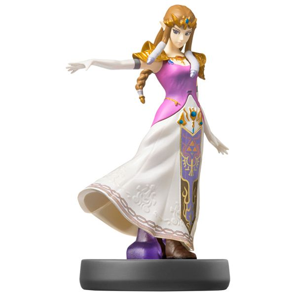 Фигурка Amiibo Зельда (коллекция Super Smash Bros.)