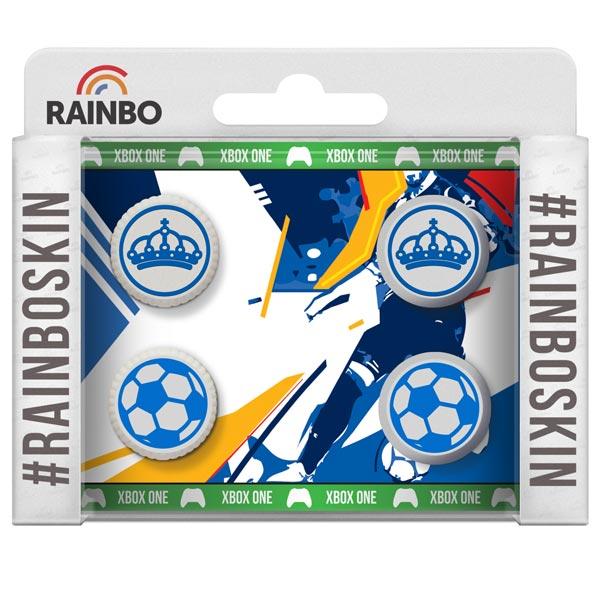 Аксессуар для игровой консоли Rainbo Накладки на стики для геймпада Реал аксессуар для игровой консоли rainbo накладки на стики для геймпада dualshock4 динамо