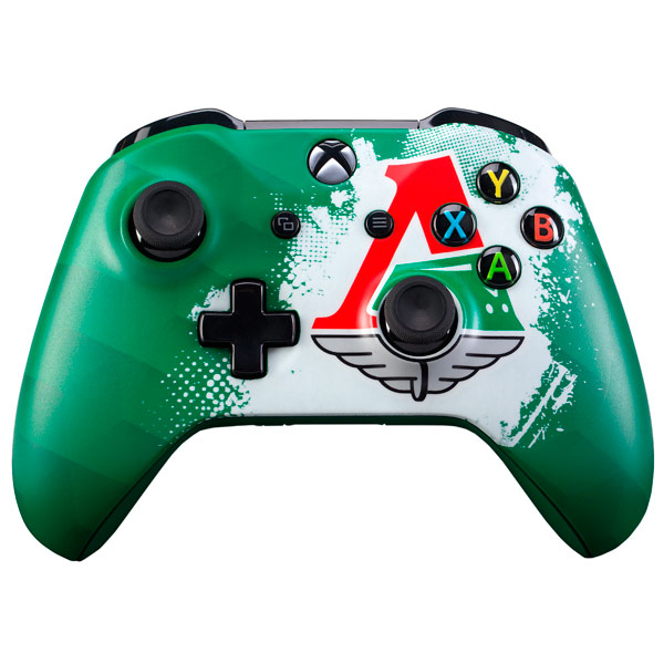 Геймпад для консоли Xbox One Xbox One Rainbo — Локомотив.Чемпионский Экспресс