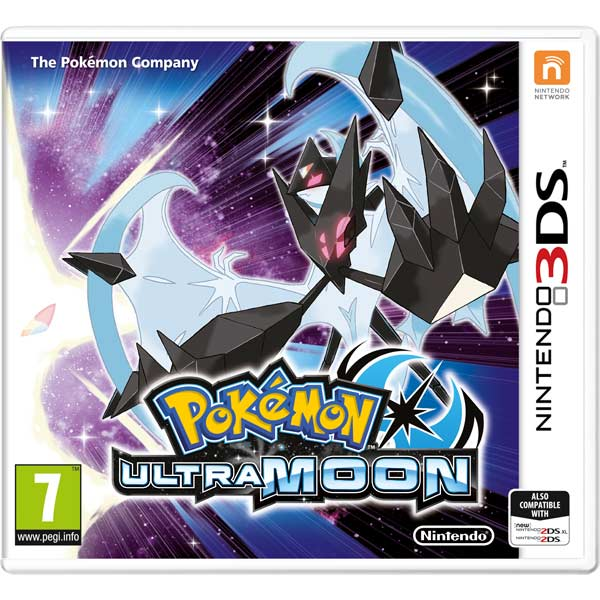 Игра для Nintendo Pokemon Ultra Moon