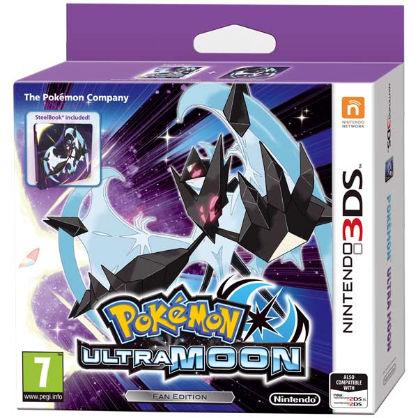 Nintendo, Игра для, Pokemon Ultra Moon Ltd
