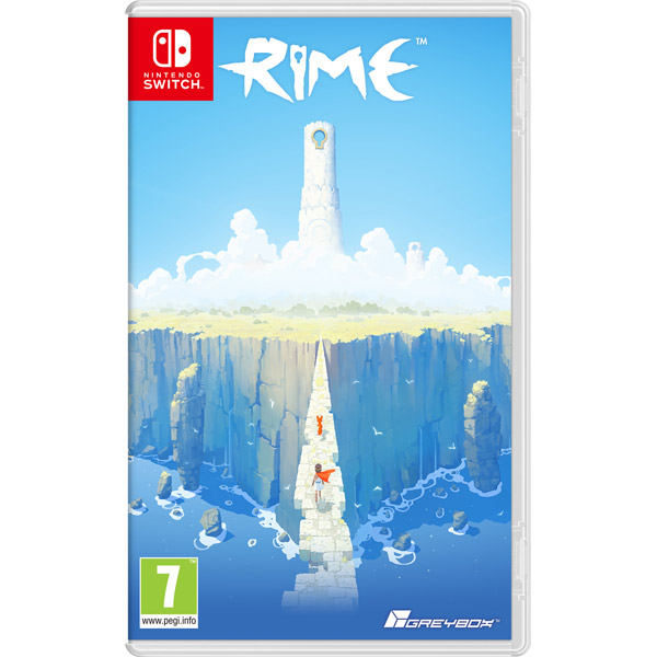 Игра Nintendo — Switch Rime